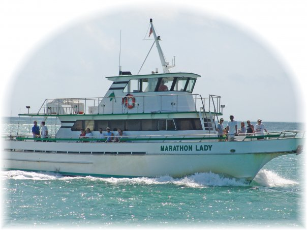 Located In Marathon, Florida ~ The Heart Of The Florida Keys Contact The Marathon Lady: