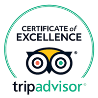 Certificate Of Excellence Trip Advisort